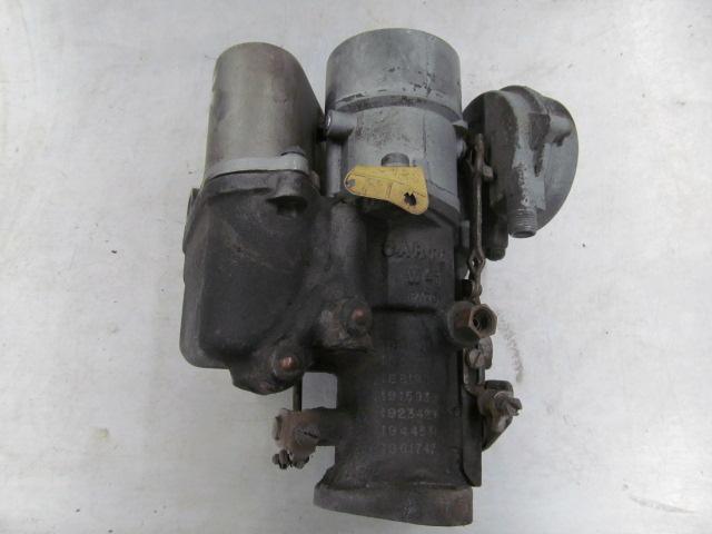 Carter W-1 Carburetor