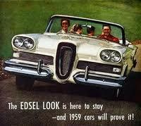 Edsel Carburetor Identification