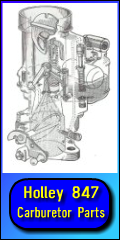 Holley 847 Carburetor Kit