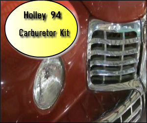 Holley 94 Carburetor Kit