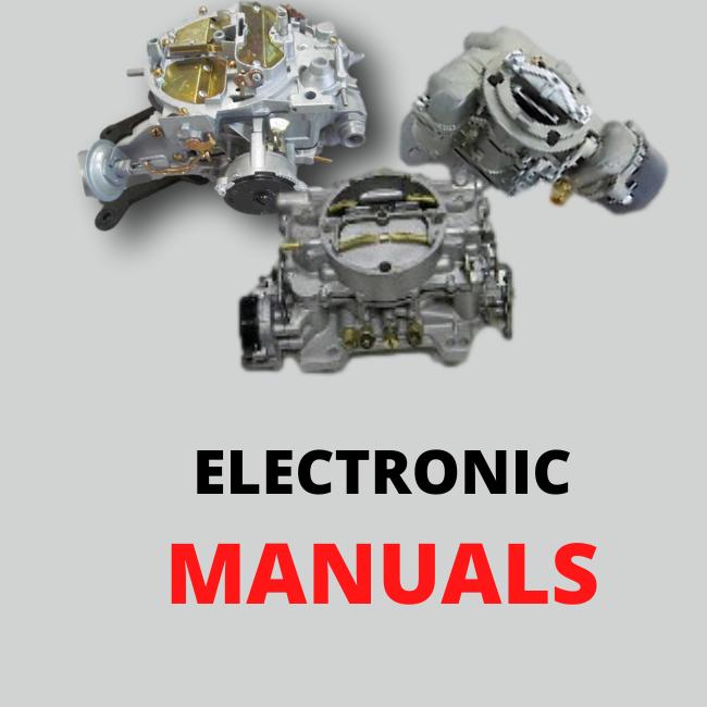 Mike's Carburetor Manuals