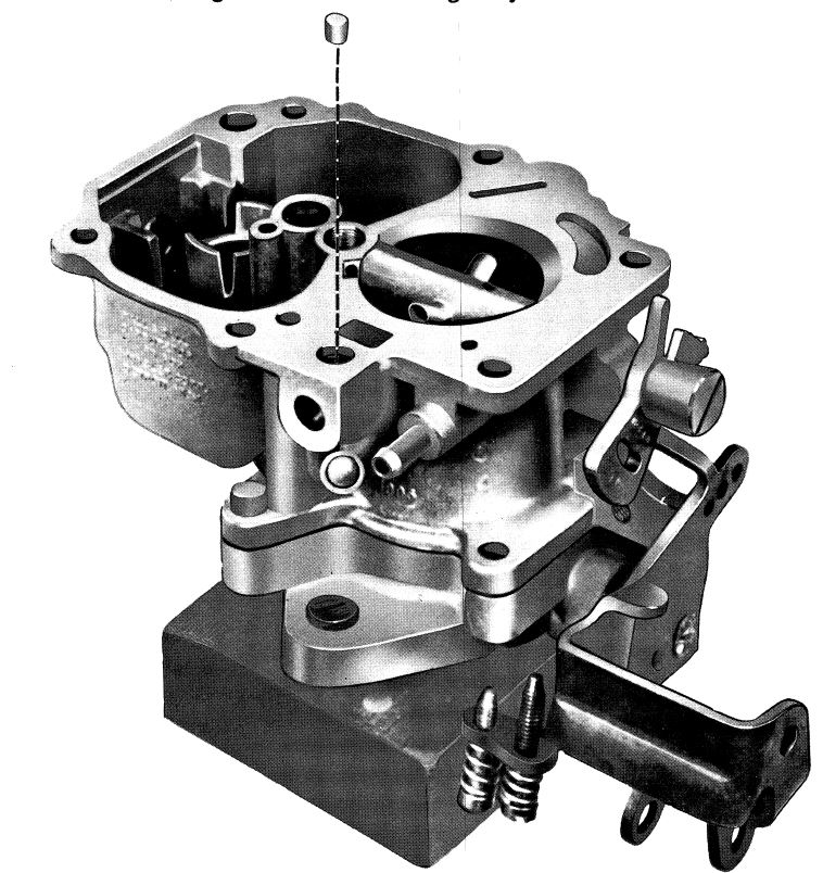 Carter BBD 2 Barrel Carburetor Rough Idle