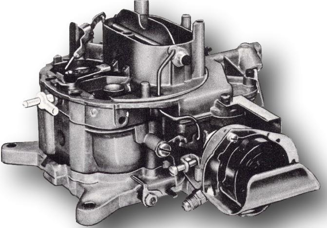 Autolite 4300 Carburetor
